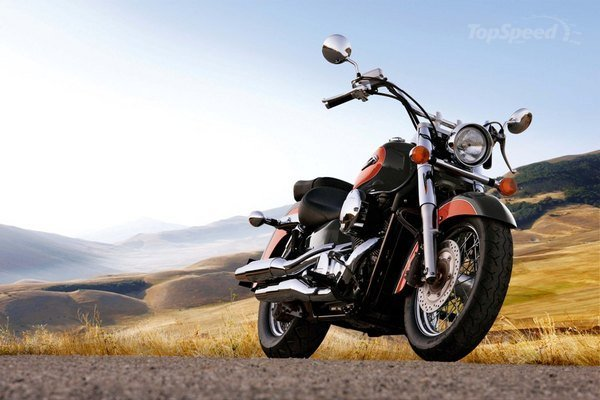 Honda Shadow Aero 2013 #11
