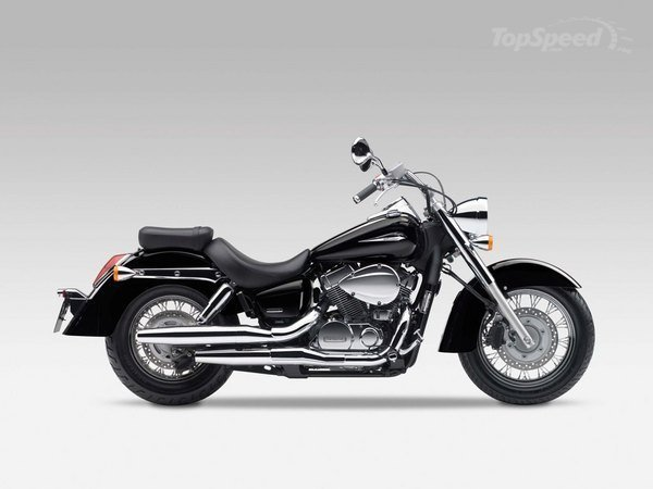 Honda Shadow Aero 2013 #3