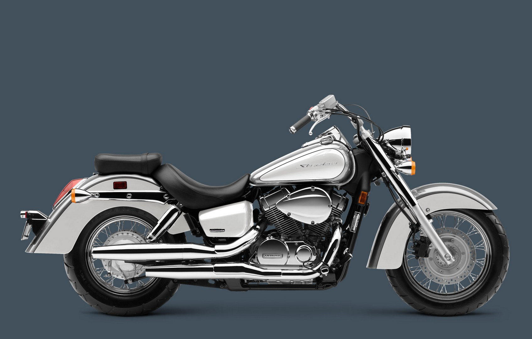 Honda Shadow Aero 2013 #4