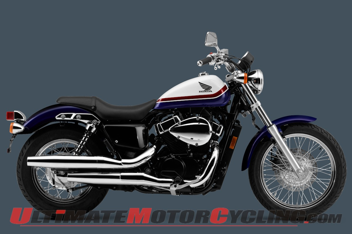 Honda Shadow RS 2011 #2