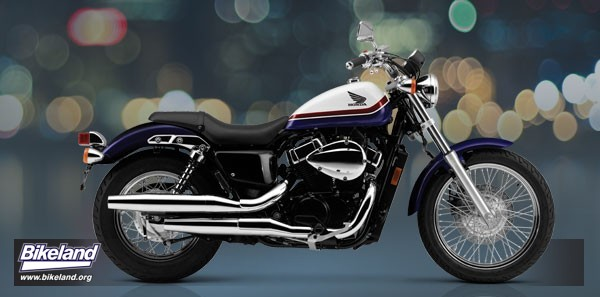 Honda Shadow RS 2011 #7