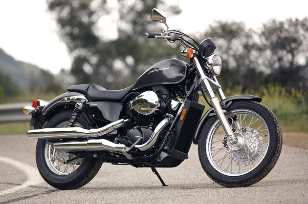 Honda Shadow RS 2013 #8
