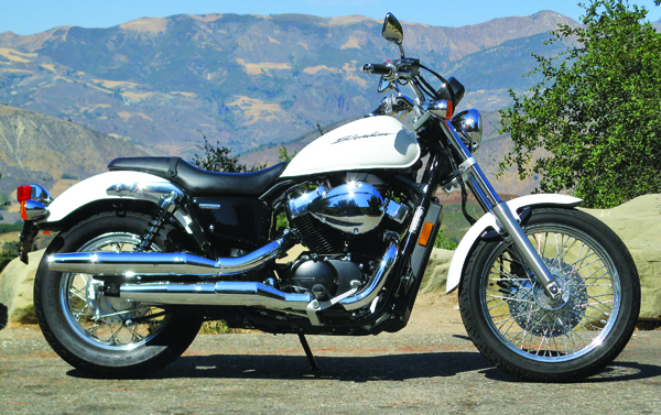 Honda Shadow RS 2013 #11