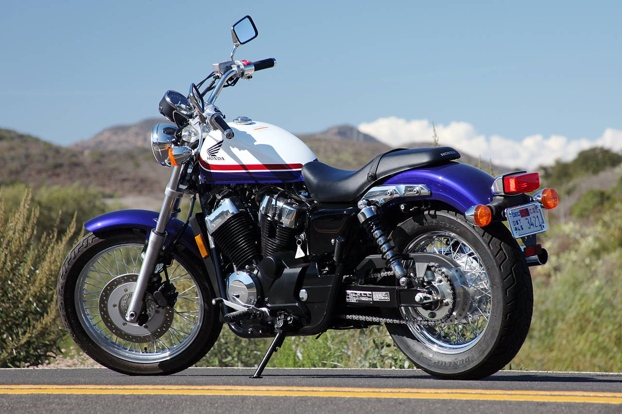 Honda Shadow RS 2013 #3