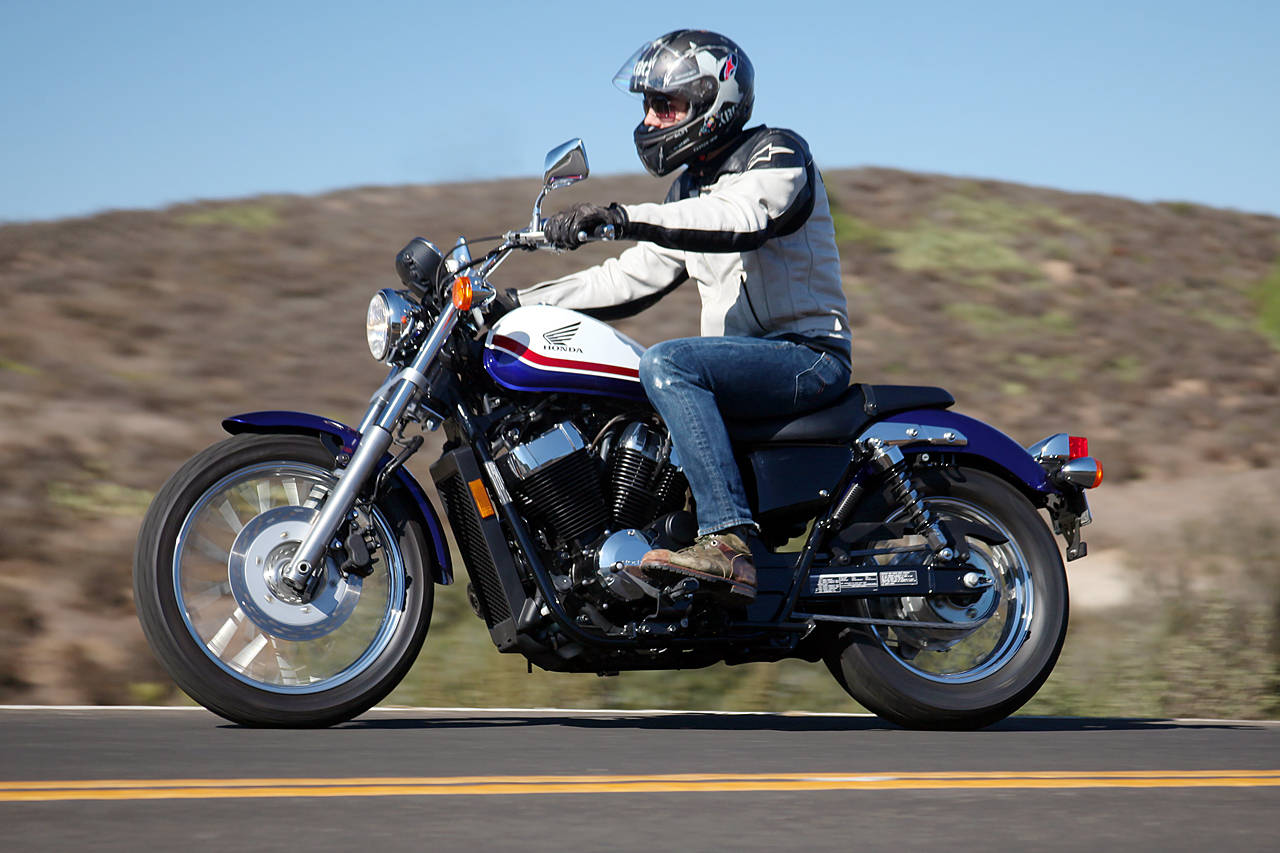 Honda Shadow RS 2013 #6