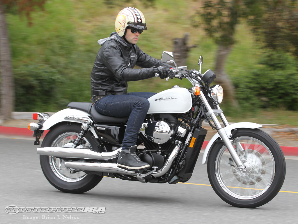 Honda Shadow RS 2013 #7