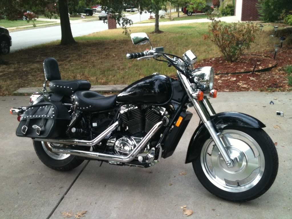 2004 Honda Shadow Sabre #1