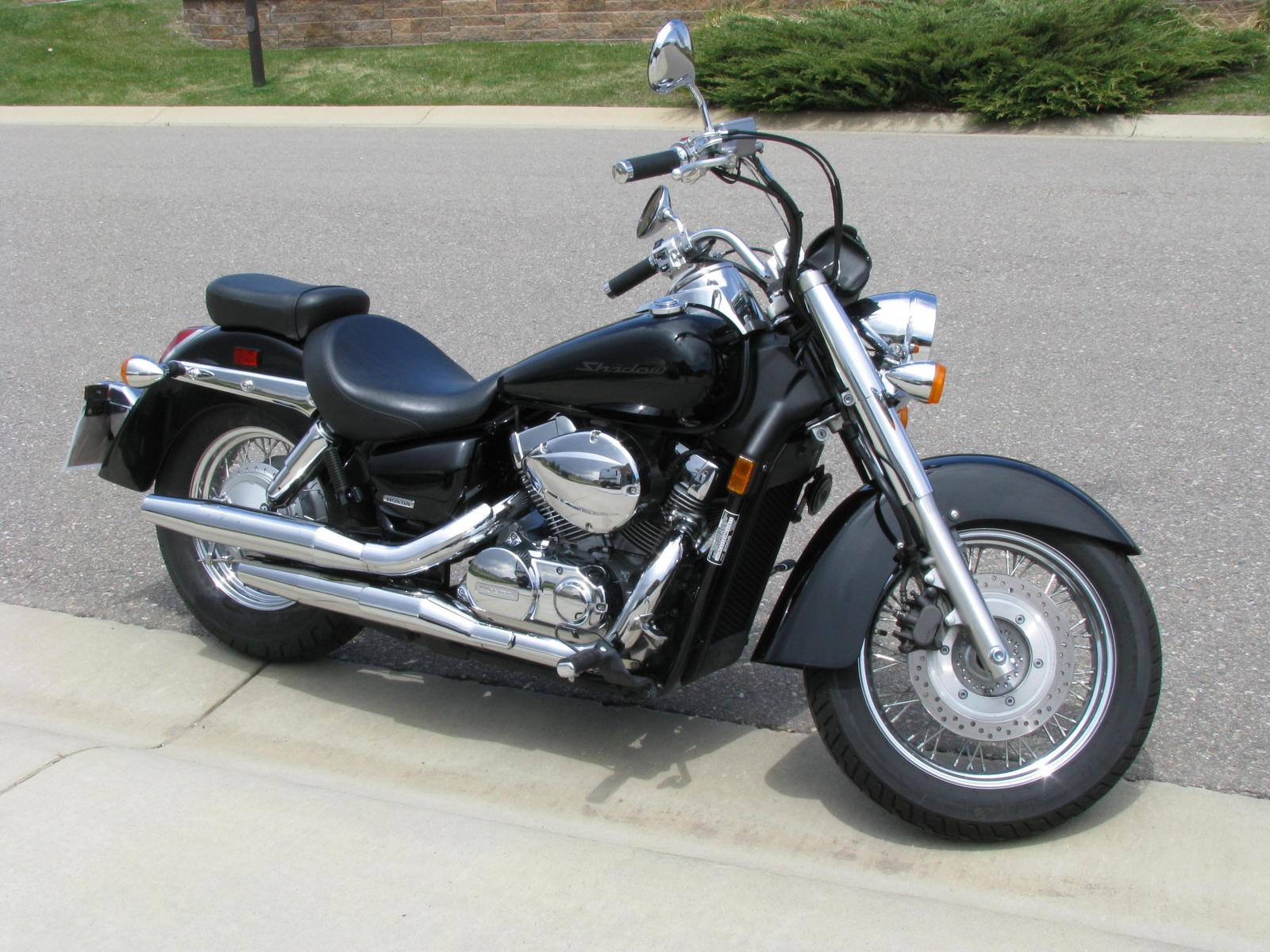 Honda Shadow Slasher 400 2002 #10