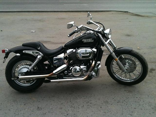 Honda Shadow Slasher 400 2002 #3