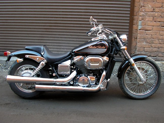 Honda Shadow Slasher 400 2002 #9