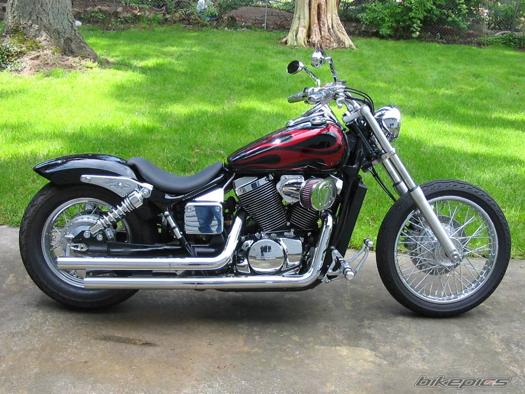 Honda Shadow Spirit 2006 #11