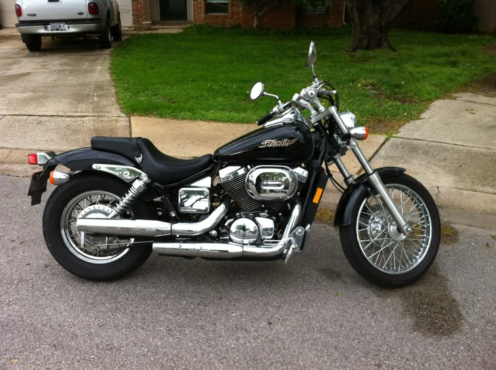 Honda Shadow Spirit 2006 #2
