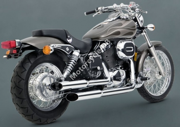 Honda Shadow Spirit 2006 #3