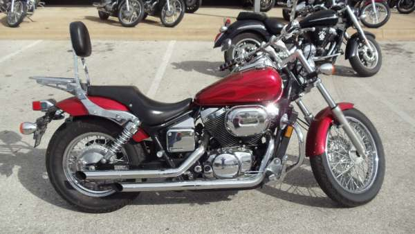 Honda Shadow Spirit 2006 #6
