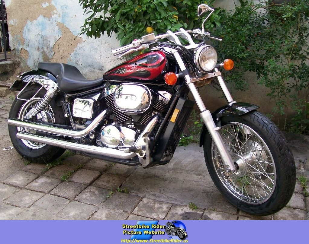 2005 HONDA SHADOW SPIRIT 750   Image #10