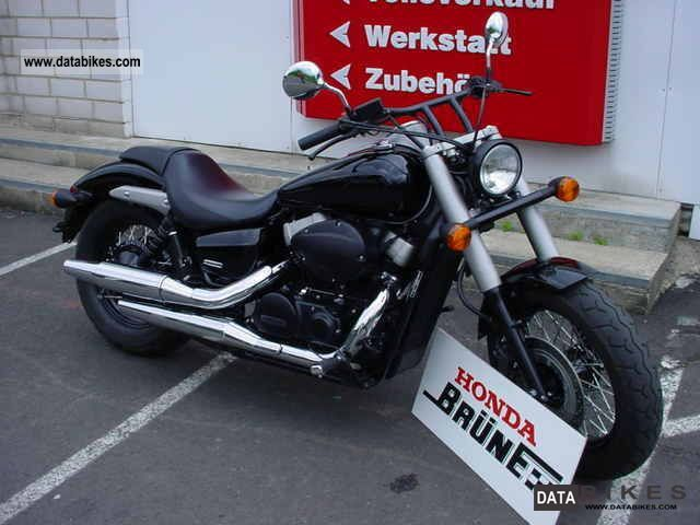 Honda Shadow Spirit 750 2011 #10