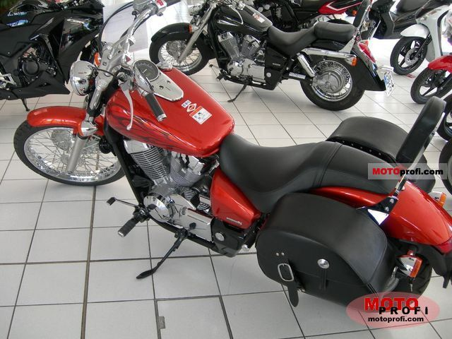 Honda Shadow Spirit 750 2011 #4