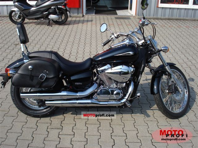 Honda Shadow Spirit 750 2011 #5