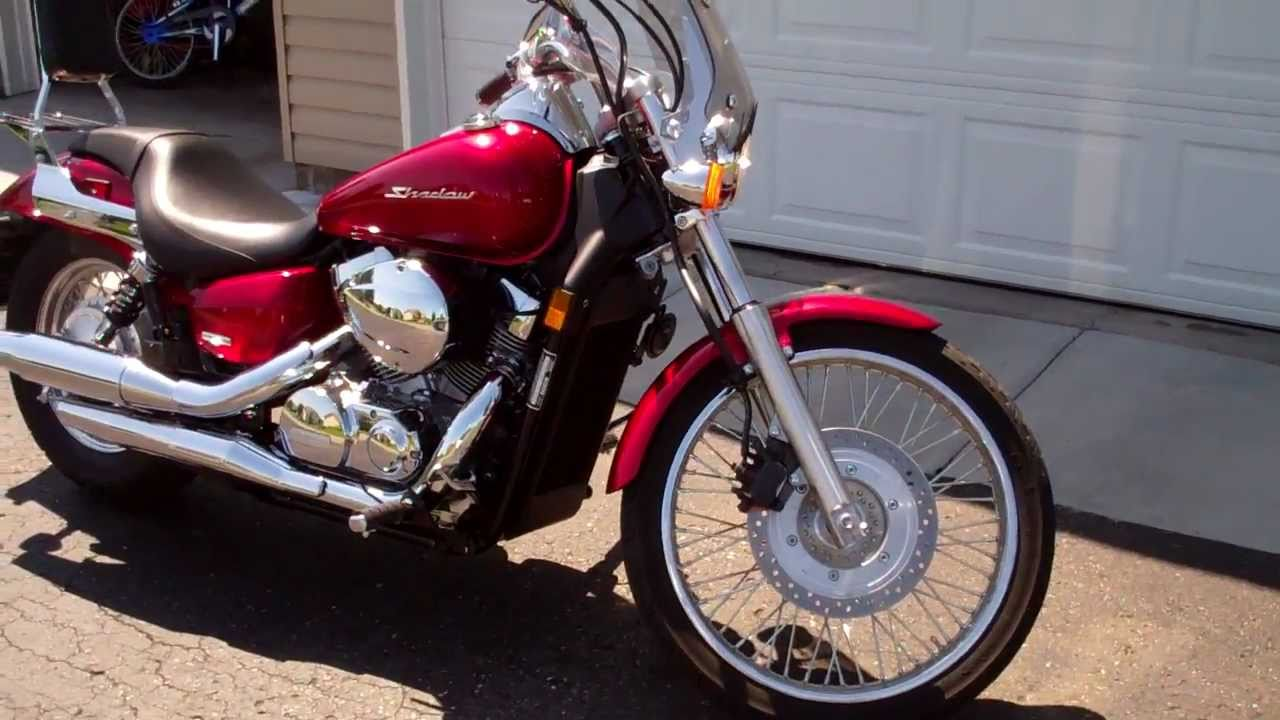 Honda Shadow Spirit 750 2011 #8