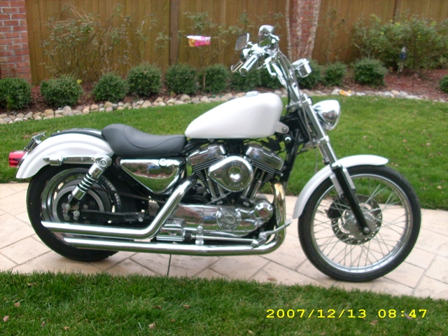 Honda Shadow VLX 2006 #10
