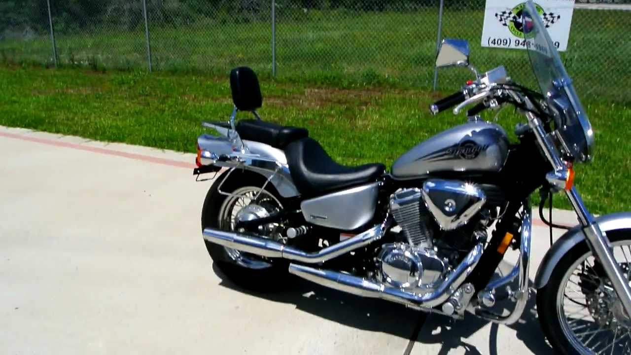 Honda Shadow VLX 2006 #12