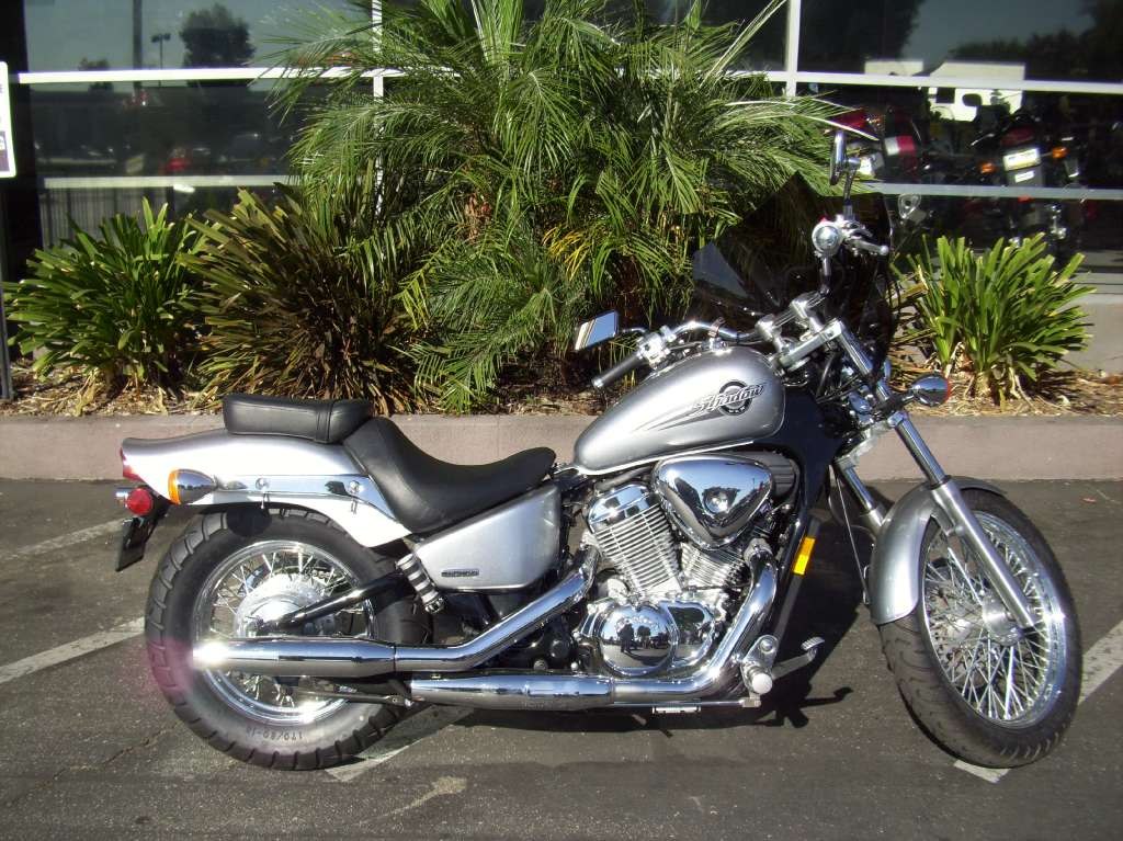Honda Shadow VLX 2006 #13