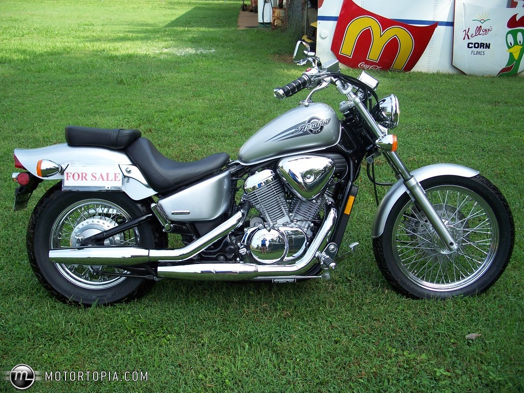 Honda Shadow VLX 2006 #3