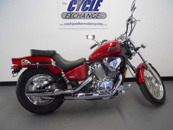 Honda Shadow VLX 2006 #7