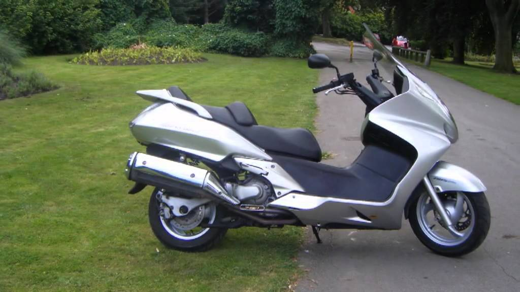 Honda Silver Wing ABS 2004 #4