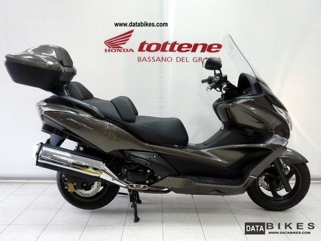 Honda Silver Wing ABS 2004 #6