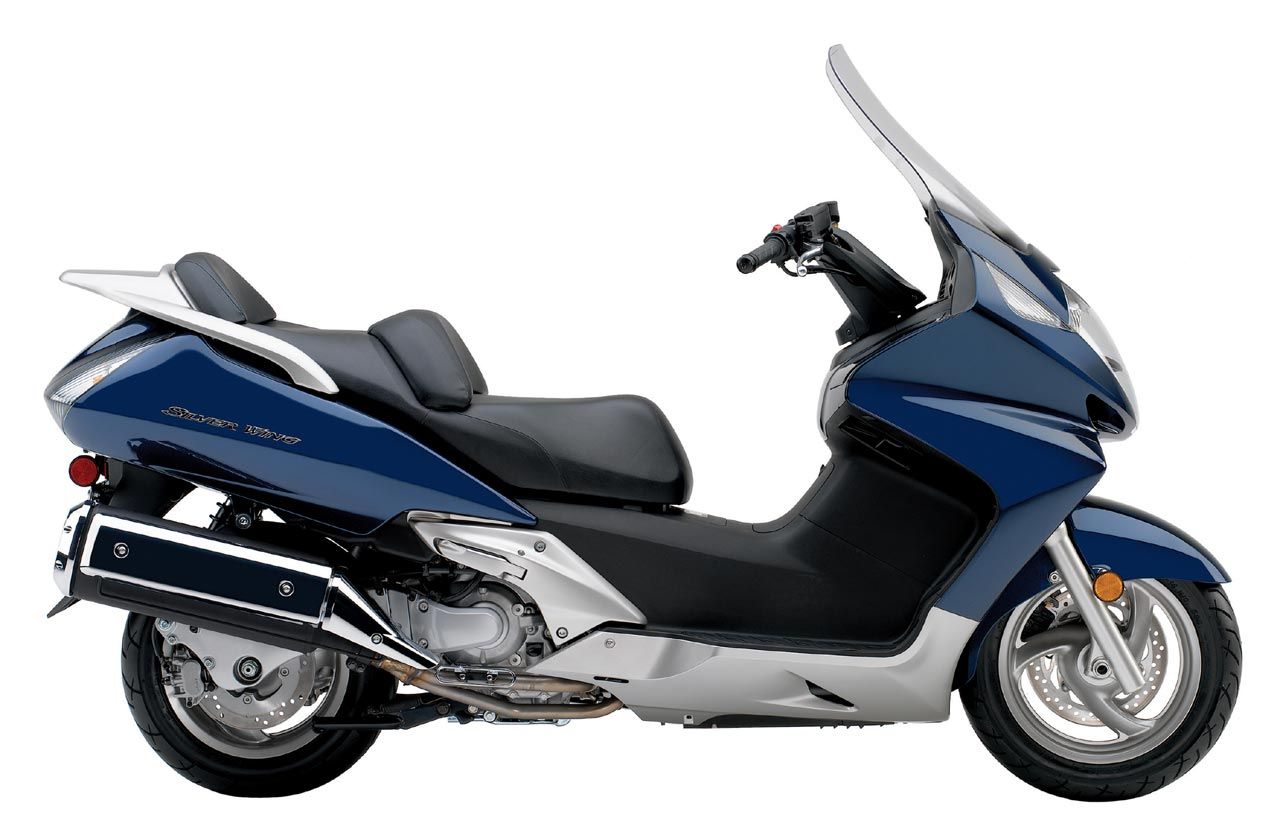 Honda Silver Wing ABS 2006 #1