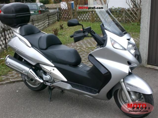 Honda Silver Wing ABS 2006 #6