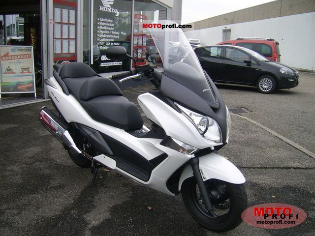 Honda Silver Wing ABS 2006 #8