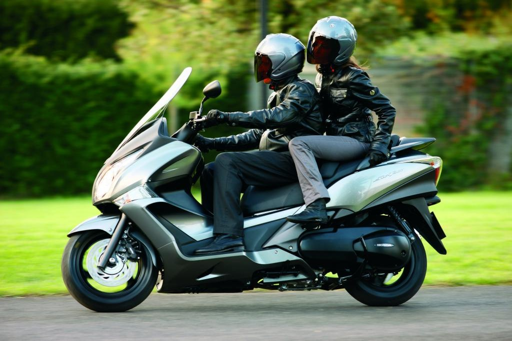 Honda Silver Wing ABS 2008 #1