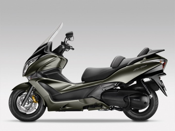 Honda Silver Wing ABS 2011 #10