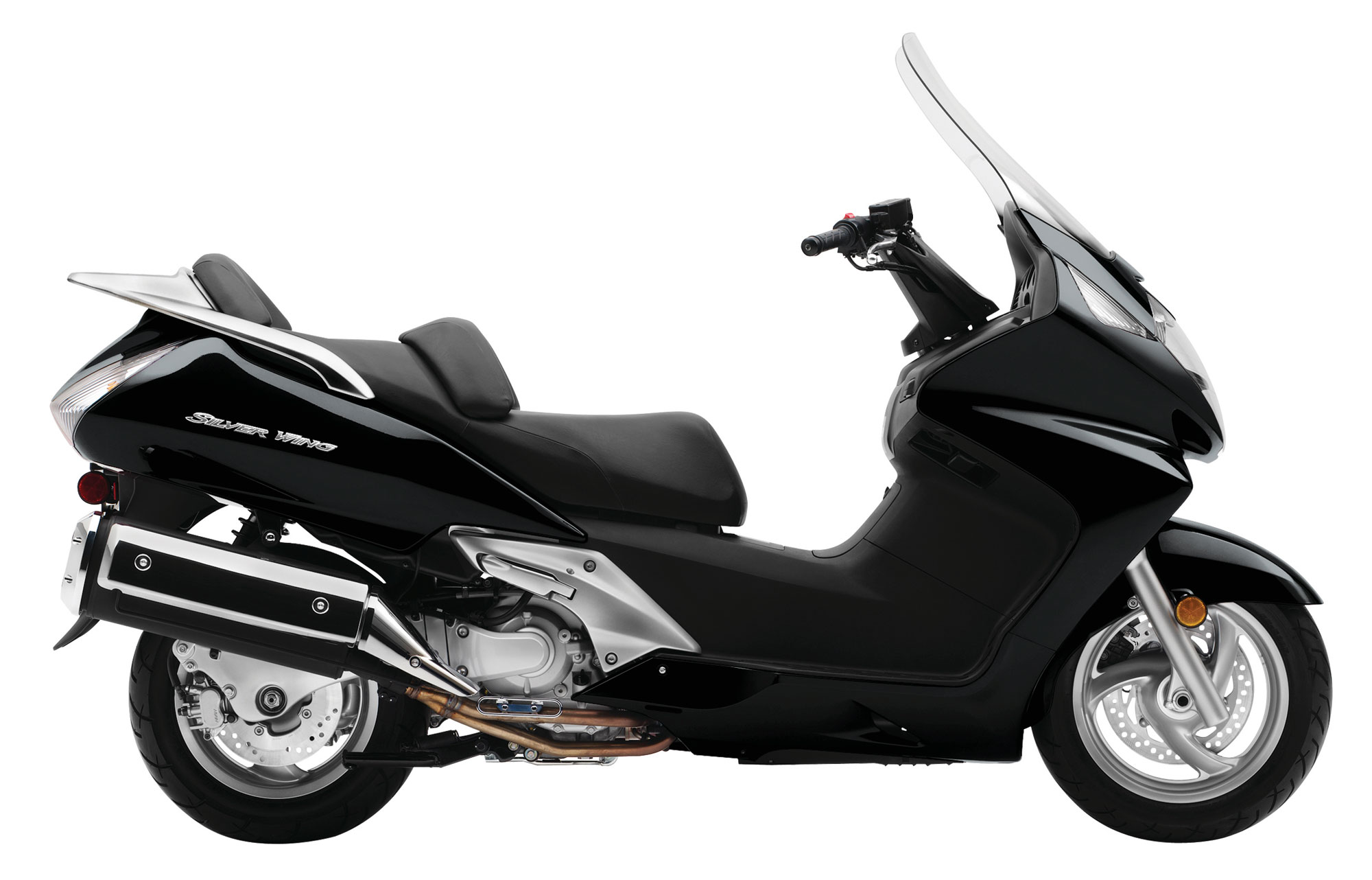 Honda Silver Wing ABS 2011 #2
