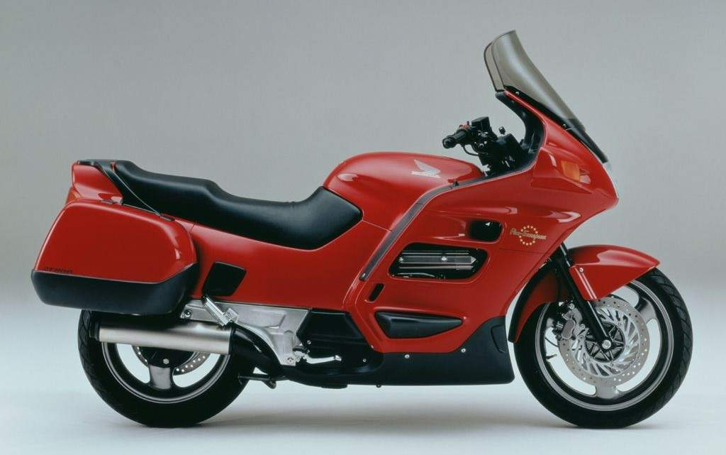 Honda ST1100 Pan-European ABS 1998 #6
