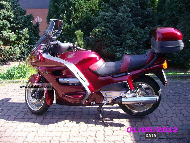 Honda ST1100 Pan-European ABS 1998 #7