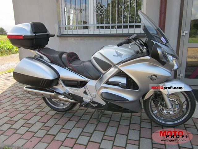 Honda ST1300 Pan-European 2007 #2
