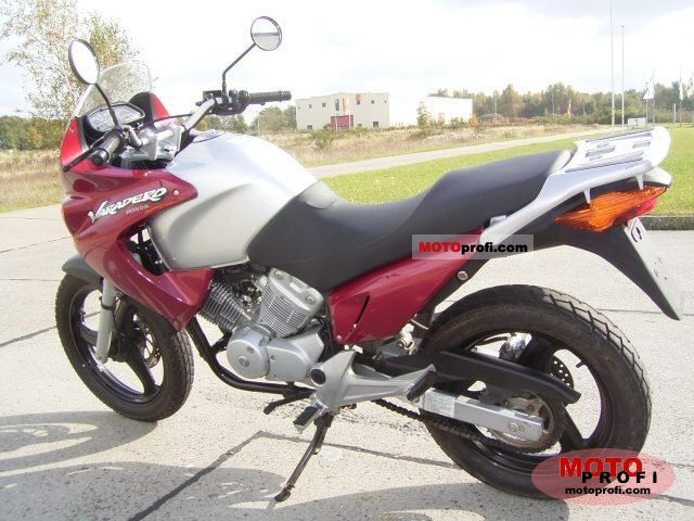 2002 honda varadero 125 moto zombdrive com. Black Bedroom Furniture Sets. Home Design Ideas