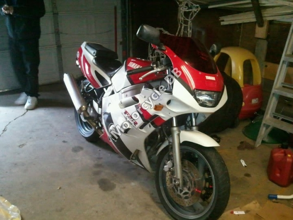 Honda VF1000F (reduced effect) #11