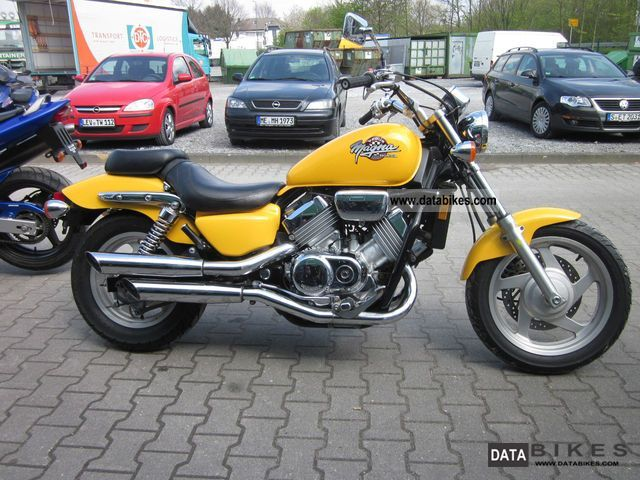 Honda VF750C Shadow 1995 #3