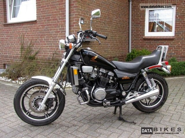 Honda VF750C Shadow 1995 #8
