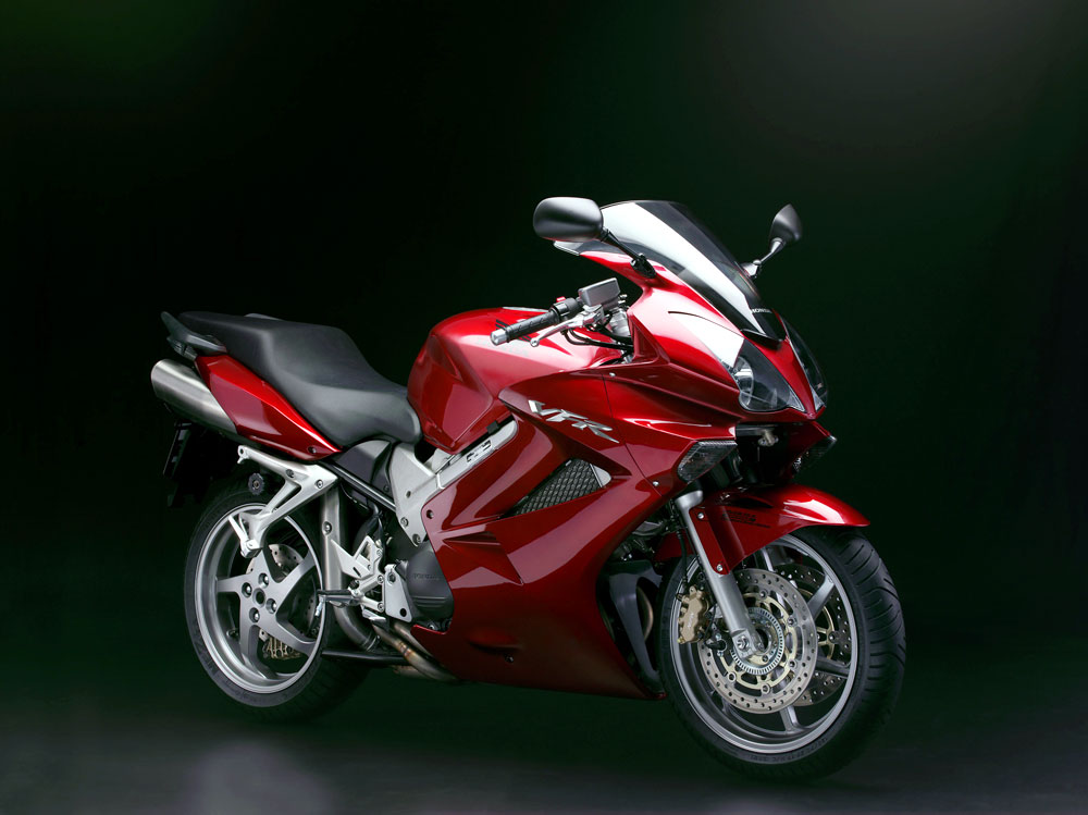 Honda VFR800 Interceptor ABS 2008 #10