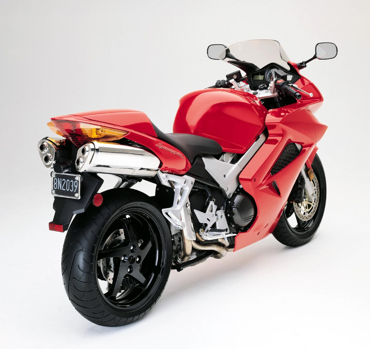 Honda VFR800 Interceptor ABS 2008 #11