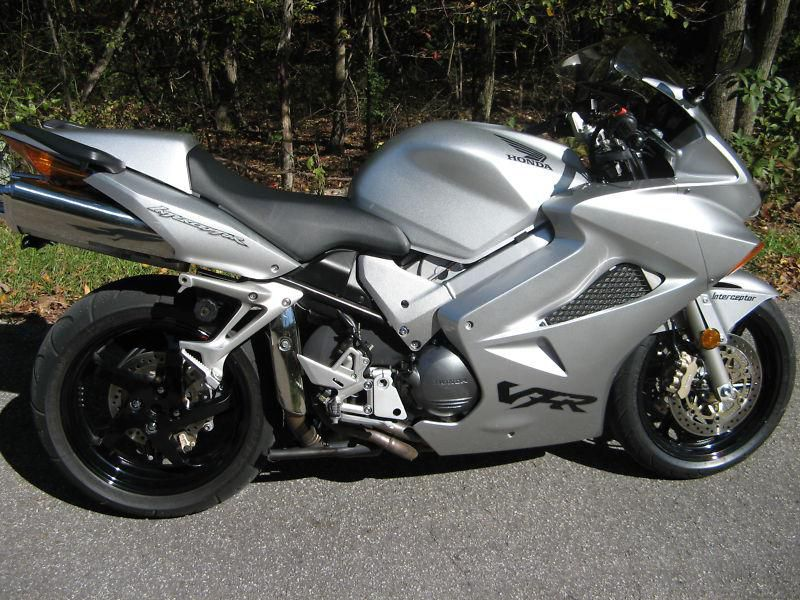 Honda VFR800 Interceptor ABS 2008 #12