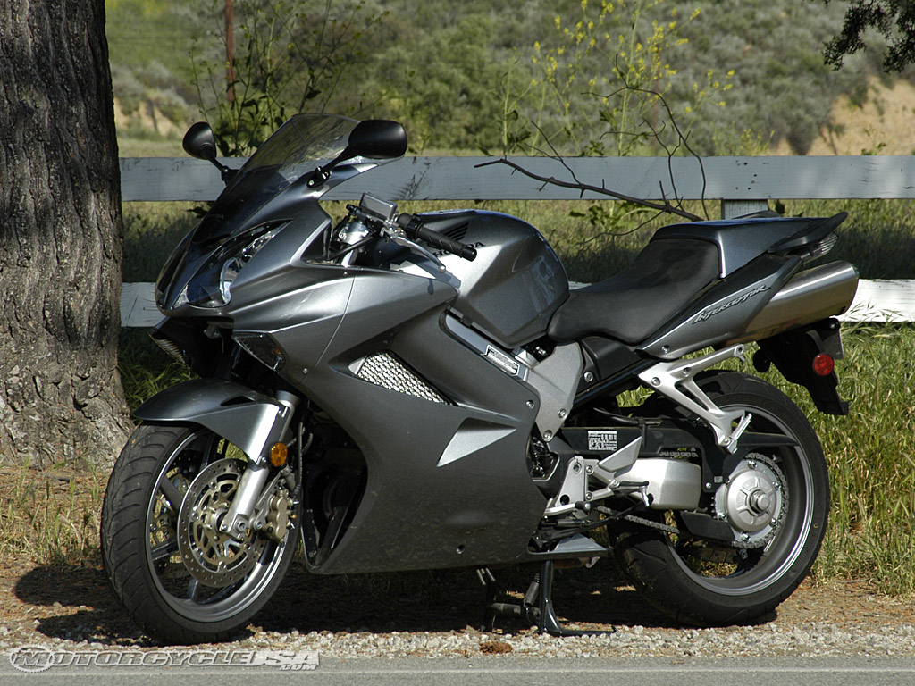 Honda VFR800 Interceptor ABS 2008 #3