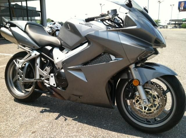Honda VFR800 Interceptor ABS 2008 #7