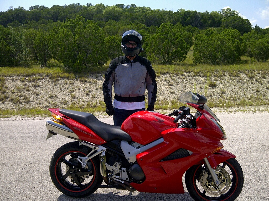 Honda VFR800FI Interceptor 2002 #12