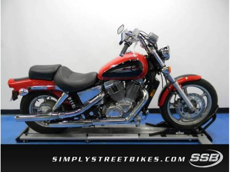 Honda VT1100C Shadow Spirit #12